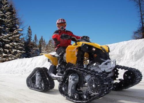Sněžné pásy TJD Xgen III